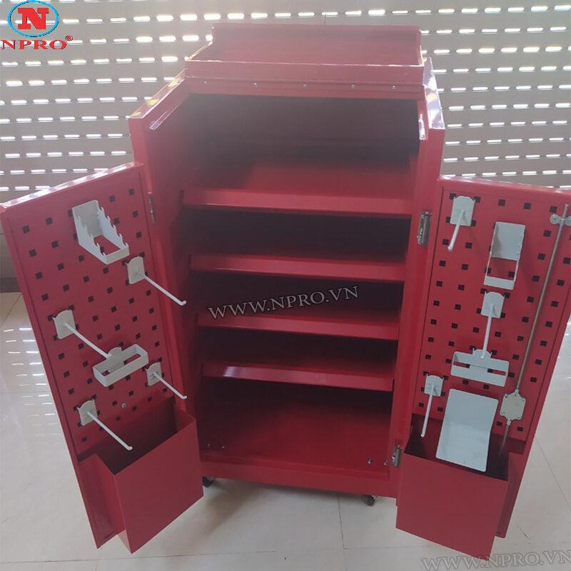 Tủ đồ nghề 5 ngăn 2 cánh