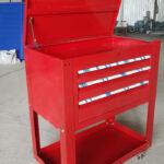 xe đẩy dụng cụ 5 ngăn - xe đẩy đồ nghề 5 ngăn - xe đựng dụng cụ đồ nghề 5 ngăn - Tủ đồ nghề