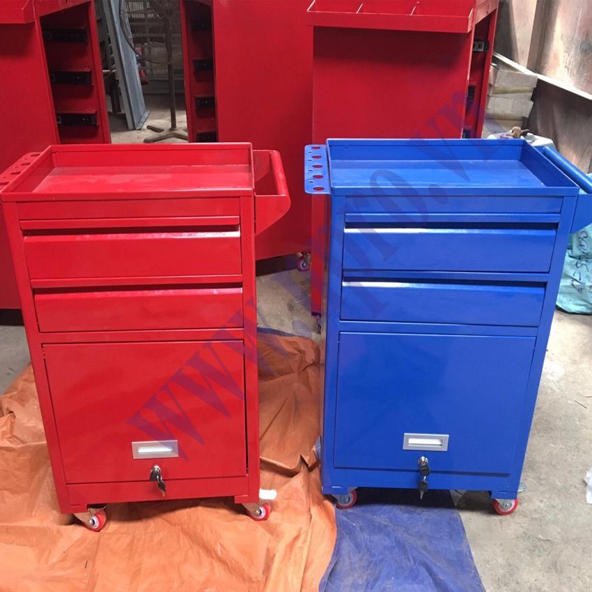 www.123raovat.com: Xe đẩy 3 ngăn kéo