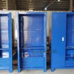 tủ treo đồ nghề cơ khí - tủ treo dụng cụ 2 cánh- tủ đựng đồ nghề