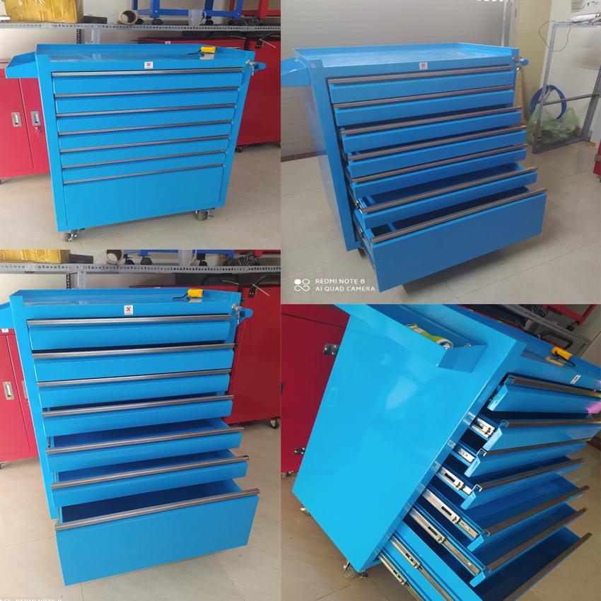 Tủ đồ nghề 7 ngăn kéo