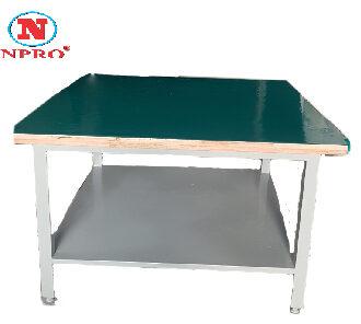 bàn nguội cơ khí mặt gỗ chống tĩnh điện