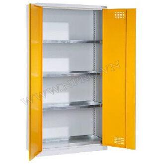 tủ đựng hóa chất 2 cánh 5 ngăn