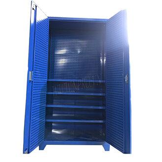 tủ treo dụng cụ 2 cánh 5 ngăn